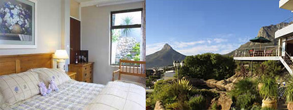 Lavender Room Camps Bay Self Catering